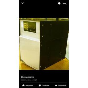 Regulador De Voltaje Trifasico 30kva 220vca