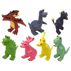 Mordedor Aperta E Faz Barulho Infantil Dinossauro