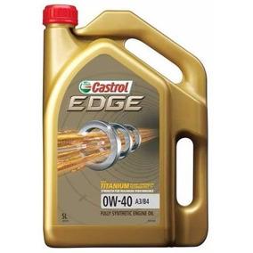 Aceite Castrol Sintetico 4.73lt 5w40 Motor Diesel Y Gasolina