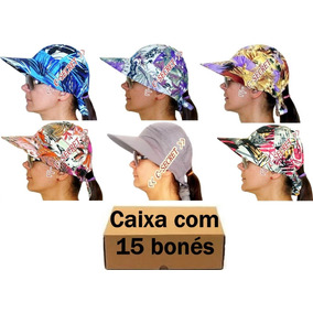 eca3be3ca82d0 Chapéu Feltro Praia Atacado - Bonés no Mercado Livre Brasil