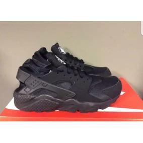 Tenis Nike Huarache Ultra Black