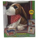 Mascota Interactivo Puppy Dog Art 2052 Ditoys