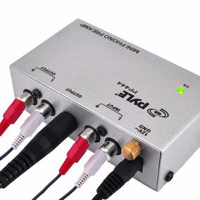 Preamp Pre Amplificador P/ Tornamesa Pyle Pp-444