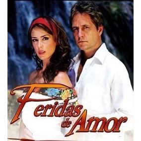 Novela Feridas De Amor Completa E Dublada 55 Dvds