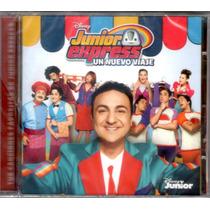 Junior Express Topa - Un Nuevo Viaje Cd - Los Chiquibum