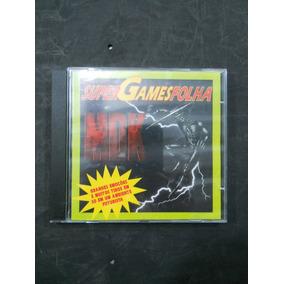 Super Games Folha - Mdk - Jogo Computador - Pc