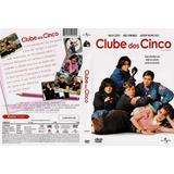 Dvd Clube Dos Cinco - Original Dublado Lacrado Frete 10,00