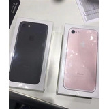 Iphone 7 128gb Nuevos Desbloqueados De Fabrica
