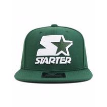 Boné Starter Snapback Logo Verde Original