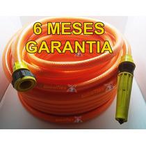 Promoção Mangueira 10 Metros Jardim 7/16 Siliconada