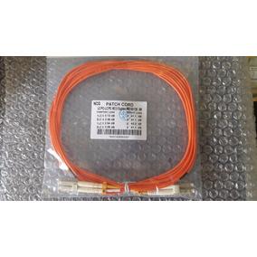 Jumper Fibra Optica Fibertroniks Lc-lc 50/125 3mt