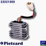 Regulador De Voltaje Corven Triax Y Motard 150/200 Año 2012