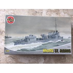 Hnoms St. Albans (destroyer 2ª Guerra) Esc. 1/400. Airfix