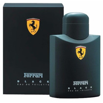 Perfume Ferrari Black (125ml)