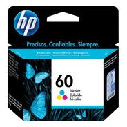 Cartucho Hp 60 Color Cc643wb