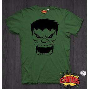 Playera De Hulk. Super Heroes, Flash, Thunder Cats, Linterna