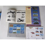 Aviacion 2 Libros (aircraft Navy) +3 Almanaques+26 Revistas