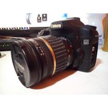 Camera Fotográfica Canon 50d + Lente Tamron 24-70mm F2.8