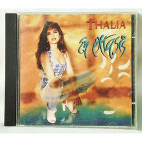 Cd - Thalia En Extasis