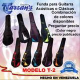Funda Forro Bolso Estuche Para Guitarra Acustica O Clasica