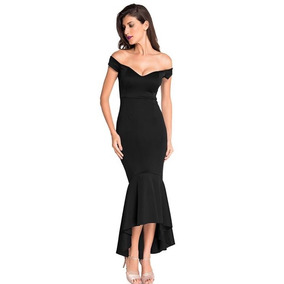 Vestido Sirena De Fiesta Talla Extra
