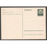 2° Guerra Alemania 1941 Postkarte Ocupacion Luxemburg - 455