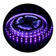 Fita Led Uv Ultravioleta Luz Negra Serigrafia Aquário - 1m