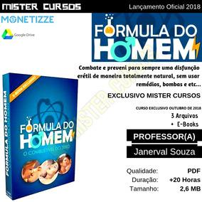 Fórmula Do Homem (o Combustível Do Sexo) (r$ 127 Por R$ 10)