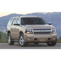 Manual De Taller Y Servicio Chevrolet Tahoe 2007 2015