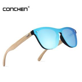 Óculos De Bambu Masculino - Óculos De Sol no Mercado Livre Brasil 93c2270c49