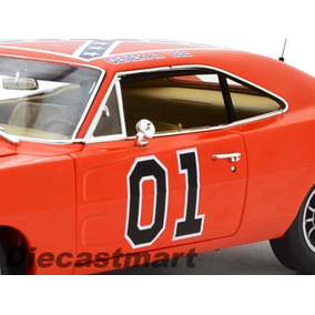 Autoworld Dukes Of Hazzard General Lee 1:18 Tv Series Unico