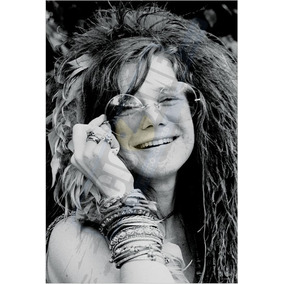 Janis Joplin - Pôster Fotográfico 30 X 45 Cm (#423)
