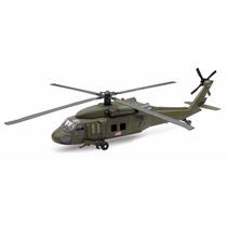 Helicóptero Sikorsky Uh-60 Black Hawk Kit De Montar - Dtc