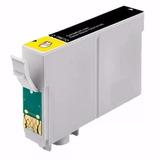 Cartucho Compativel Impr To90 90 To901 Stylus C92 Cx5600 Bk
