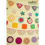 Guirnaldas Tejidas Al Crochet, Varios Diseños
