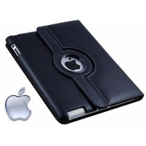 Capa Case Ipad Mini 1 2 3 Retina 360 Couro +pelicula+caneta