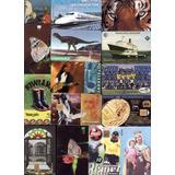 Fv * Lote De 3200 Tarjetas Mundiales, 150 Hojas Y Mas ++++++