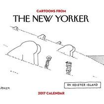 Dibujos Animados De The New Yorker 2017 Calendario Del Día A