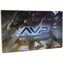 Alien Vs Predator The Hunt Begins Juego De Mesa