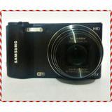 Câmera Digital Samsung Wb150f 14.2mpx 18xzoom Wifi 8gb Preto