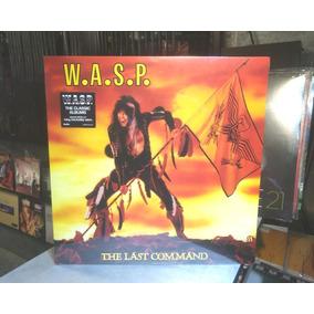 Wasp - Last Command Lp Ratt Kiss