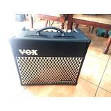 Amplificador Guitarra Vox Vt30 Con Efectos (tubo En Pre)