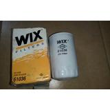 Filtro Aceite Wix 51036 Chevrolet Varios Lea La Descripcion