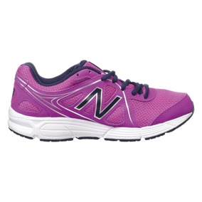 Tenis New Balance Dama Running Purple Nuevos W390cp2