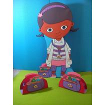 Piñata Infantil En Goma Eva Dra. Juguetes