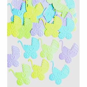 Decoración De La Mezcla Del Confeti De Los Coches De Bebé D