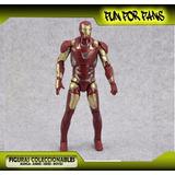 Figura Civil War Ironman 17 Cm