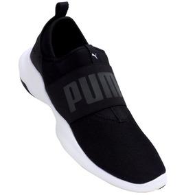 Tenis Puma Dare Negro/blanco