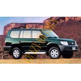 Manual De Despiece Toyota Land Cruiser J90 Prado Sumo 97-08*