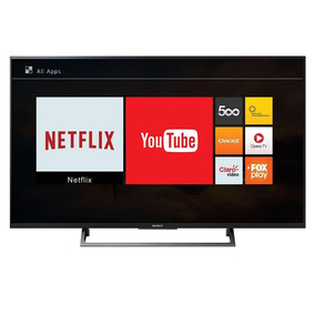 Smart Tv Led 49 Sony Kd-49x705e 4k Ultra Hd Hdr Wi-fi